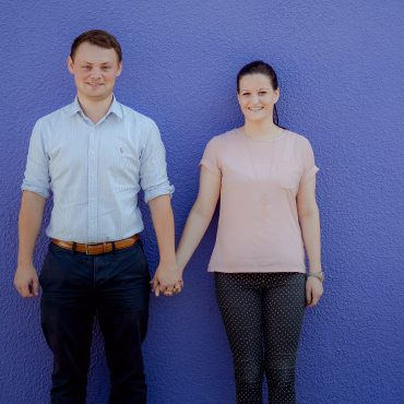 Catrin Morgan & Dylan Jones